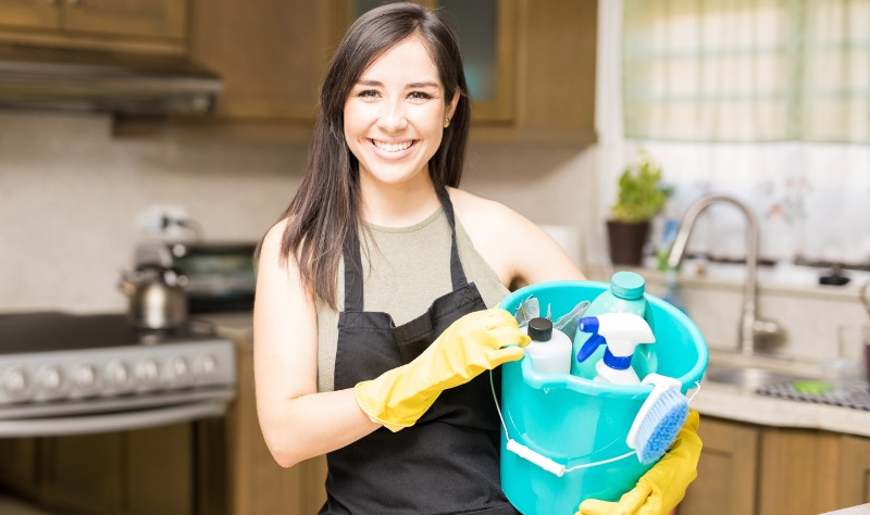 Cleaning Tips and Tricks That Save Time